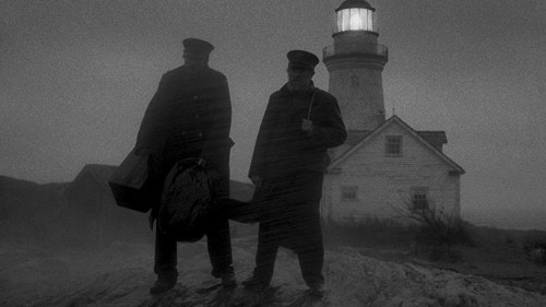 A Man Moves Into a Lighthouse. Strangeness Ensues.