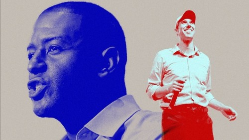 How Gillum, Abrams, and O'Rourke Can Still Win