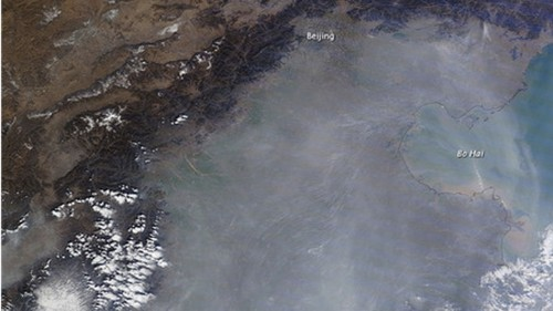 2 Charts That Put the Chinese Pollution Crisis in Perspective