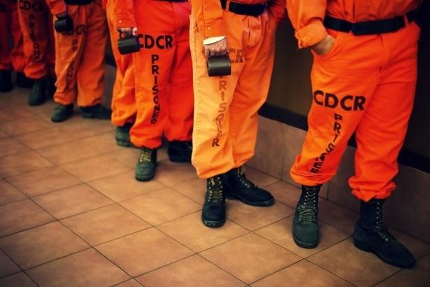 Prison - Magazine cover