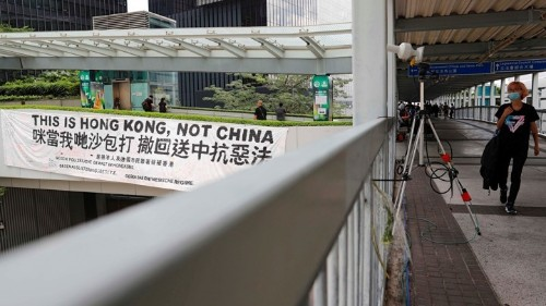 Hong Kong's Protests Have Cemented Its Identity