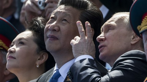 China and Russia Grow Even Closer