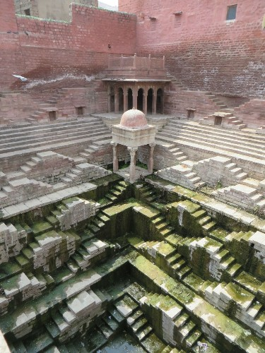 Can India's Ancient Stepwells Help Solve the Country's Water Crisis?