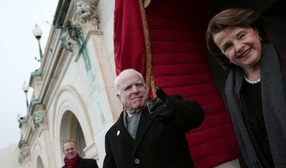 John McCain Calls on NSA Director to Resign, Backs Down Immediately