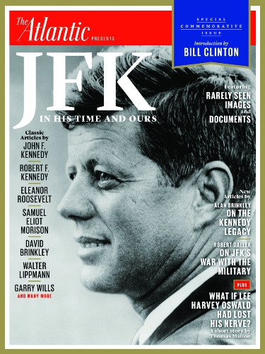 JFK Issue - The Atlantic