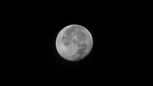 A Second Failed Moon Landing