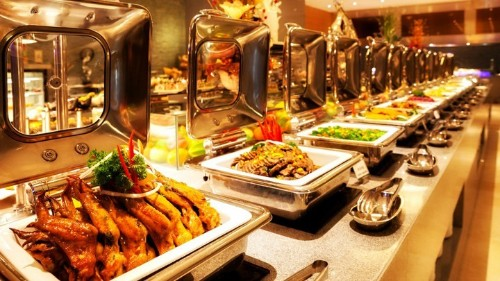 The Economists Who Studied All-You-Can-Eat Buffets