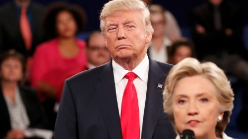 Trump's Promise to Jail Clinton Is a Threat to American Democracy