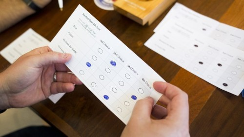 A Step Toward Blowing Up the Presidential Voting System