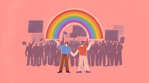 A Friendship Forged Through the Gay-Rights Movement