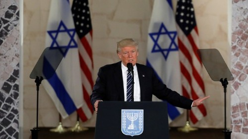 Where Trump Stands on Israel