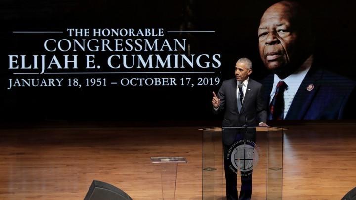 Read Barack Obama's Eulogy for Elijah Cummings
