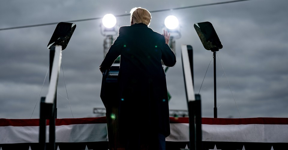 How Trump Could Shock the World Again