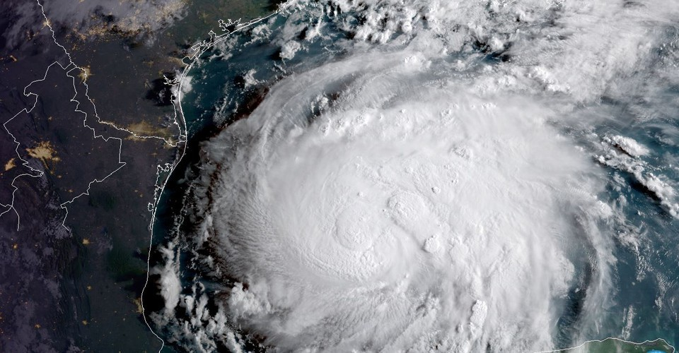 Global Warming Really Did Make Hurricane Harvey More Likely