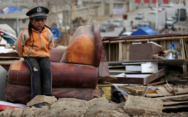 Who Will Take Care of China's 'Left Behind Children'?