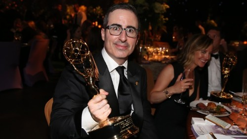John Oliver's Weak Case for Callout Culture