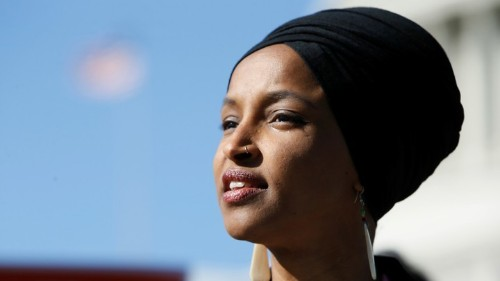 Ilhan Omar Falls Victim to the Outrage Exhibitionists