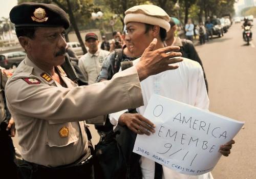 Muslim Protests Spread Around the Globe