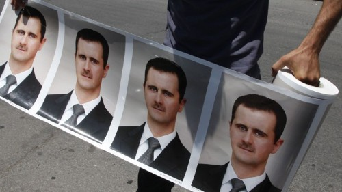 A Good Month for Syria's Tyrant