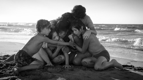 Alfonso Cuarón's Roma Is a Masterpiece of Cinematic Technique