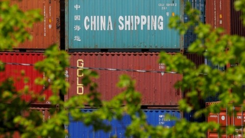 The Trade Deficit Is China's Problem