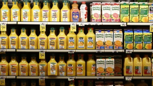 Misunderstanding Orange Juice as a Health Drink