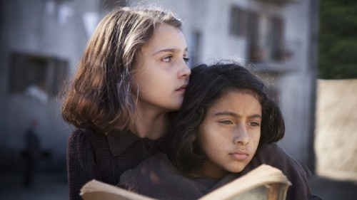 The Gorgeous Savagery of My Brilliant Friend