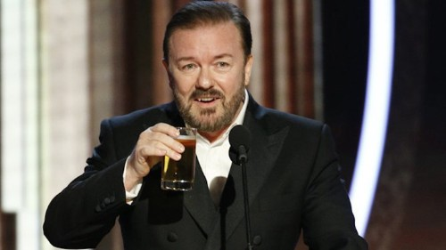 Ricky Gervais Almost Got It Right on Hollywood Hypocrisy