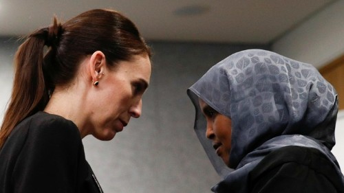New Zealand's Jacinda Ardern Looks to Unify Her Country