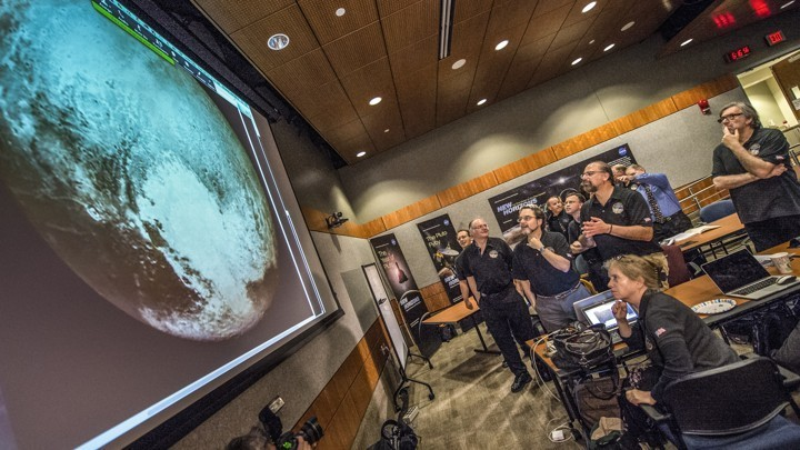 The Camera Behind the New Pluto Photos
