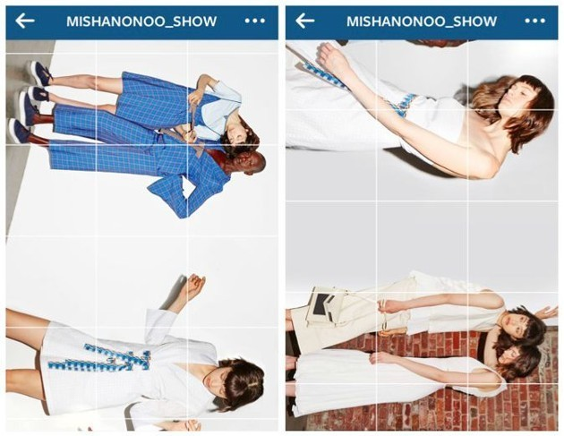 The Newest Runway for Fashion Week: Instagram
