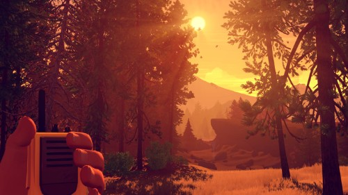 Firewatch and the Addictiveness of Lonely Video Games