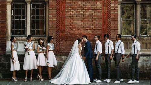 Single-Sex Wedding Parties Don't Make Sense Anymore