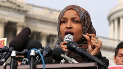 Democrats Are Falling Into the Ilhan Omar Trap