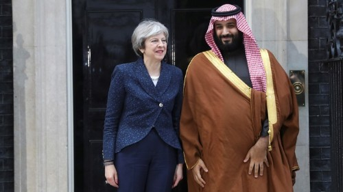 Khashoggi's Disappearance Is a Test for Britain
