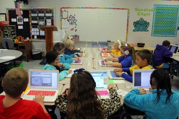 Can a School's Tech Program Take a Rural Town out of Poverty?