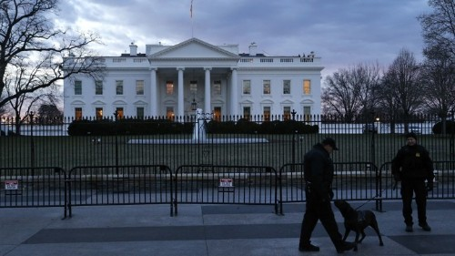 The Secret Service Officer Who Allegedly Sexted a Teen