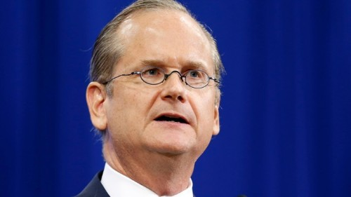 Larry Lessig: I'm All In