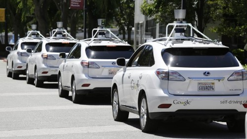 Why Driverless Cars Don't Need Windows