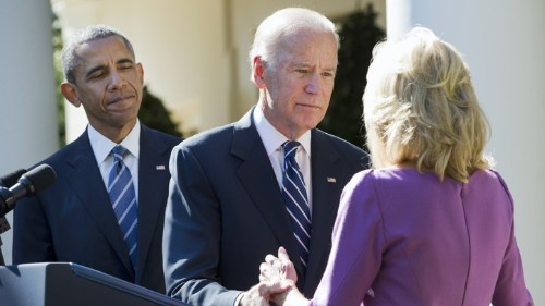 When Obama Talked Biden Out of Running for President