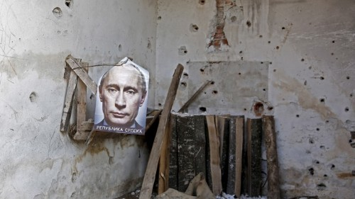 Putin Gets Caught in His Own Trap
