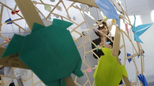 Decoding the Origami That Drives All Life