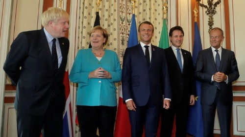 Europe Marvels as Britain Convulses Over Brexit