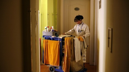 Tip Your Hotel Maid