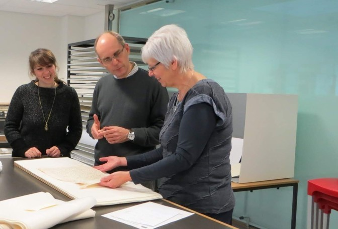 The Lab Discovering DNA in Old Books