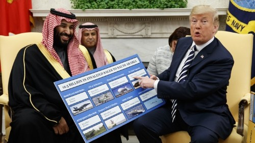 Is Trump Compromised by Saudi Money?