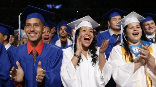 How States Rank on High-School Graduation Rates