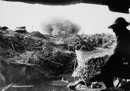 World War I in Photos: The Western Front, Part I