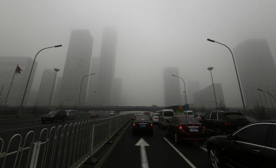Carbon Copy: Why China's Air-Pollution Problem Isn't Unique