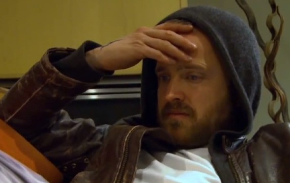 Watch Walt and Jesse's Initial Reaction to Breaking Bad's Ending